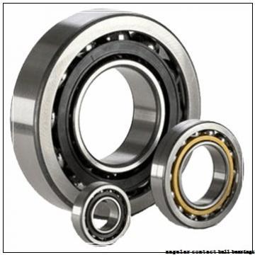 75 mm x 105 mm x 16 mm  NSK 75BNR19X angular contact ball bearings