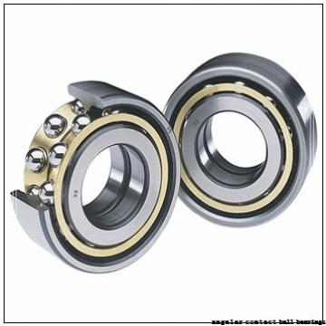 40 mm x 74 mm x 36 mm  ISO DAC40740036/34 angular contact ball bearings
