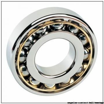 75 mm x 160 mm x 37 mm  NTN 7315DT angular contact ball bearings