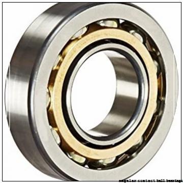ISO Q1021 angular contact ball bearings