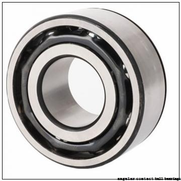 60 mm x 130 mm x 31 mm  ISB QJ 312 N2 M angular contact ball bearings