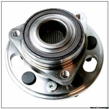 Toyana CX408 wheel bearings